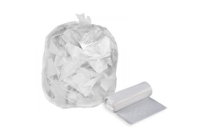 Rouleau de 100 sacs poubelle