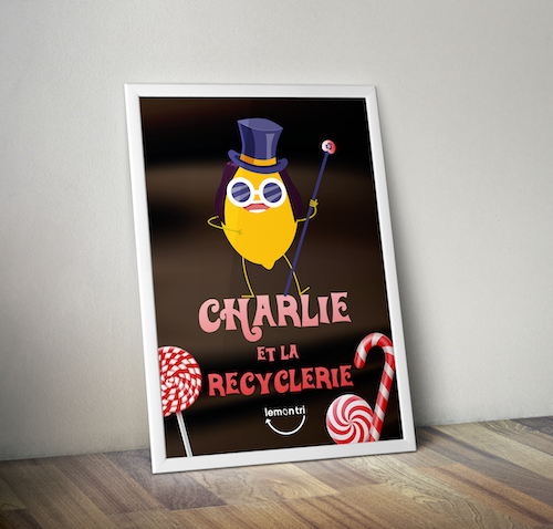 Charlie et la Recyclerie