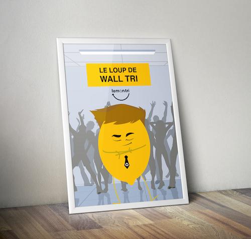 Le Loup de Wall Tri