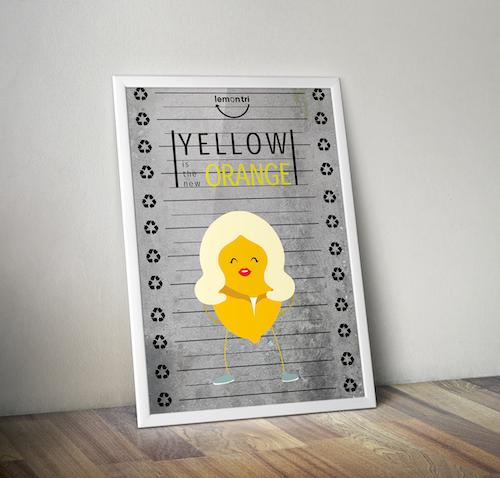 Yellow is the new Orange