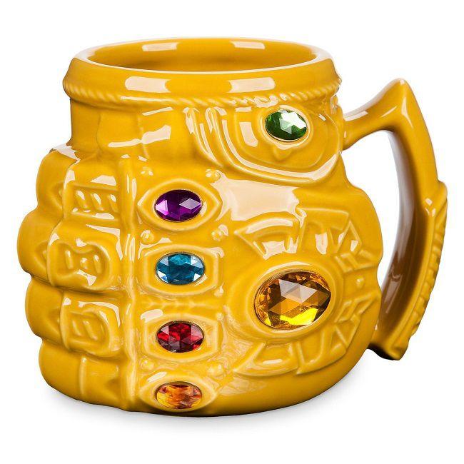 Marvel - Avengers Infinity Wars : Mug Gant de Thanos