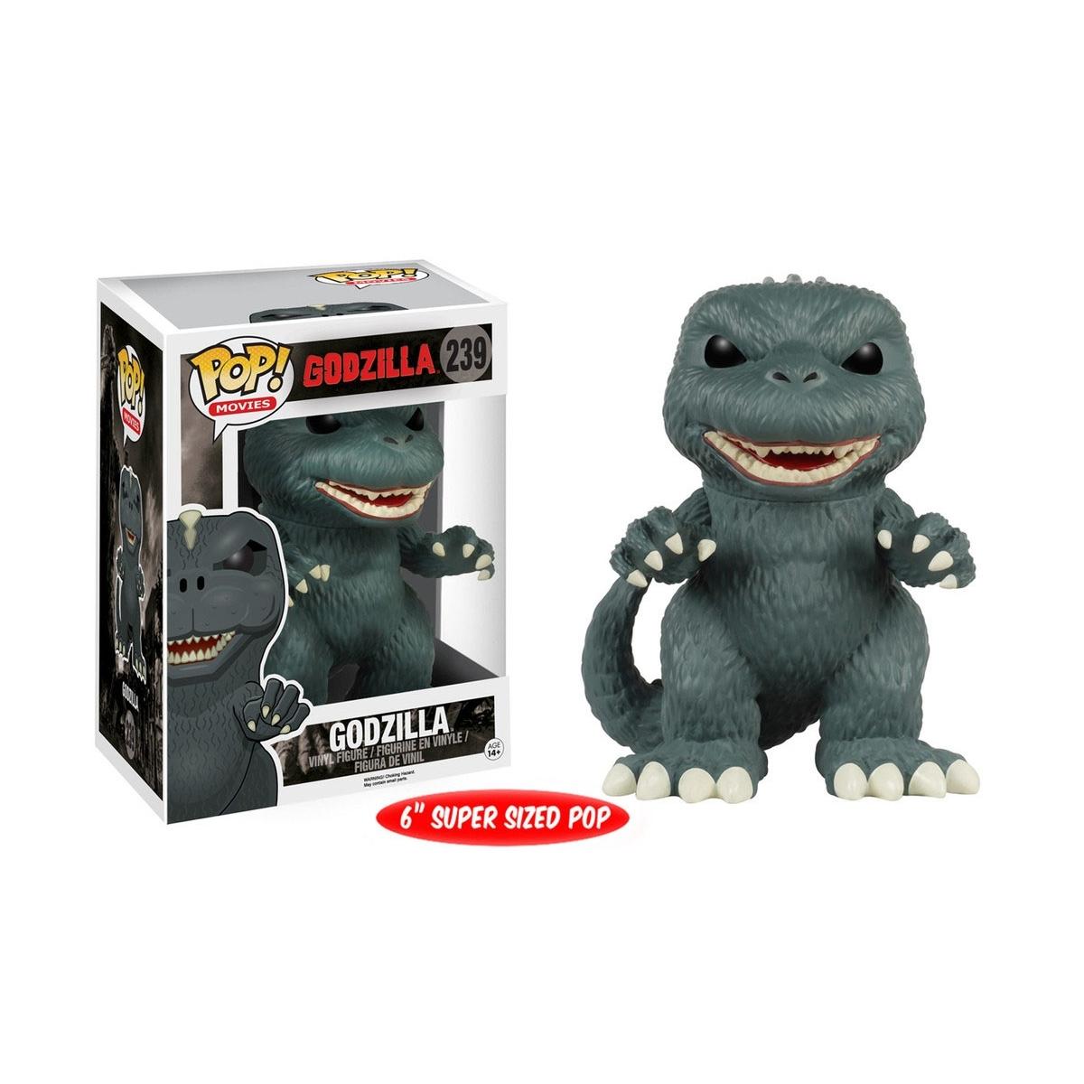 Godzilla - Bobble Head Funko Pop N° 239 : Godzilla