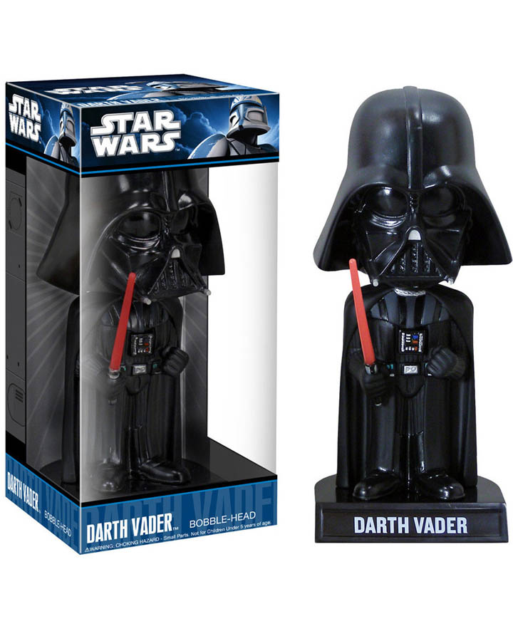 Star Wars : Bobble Head : Darth Vader