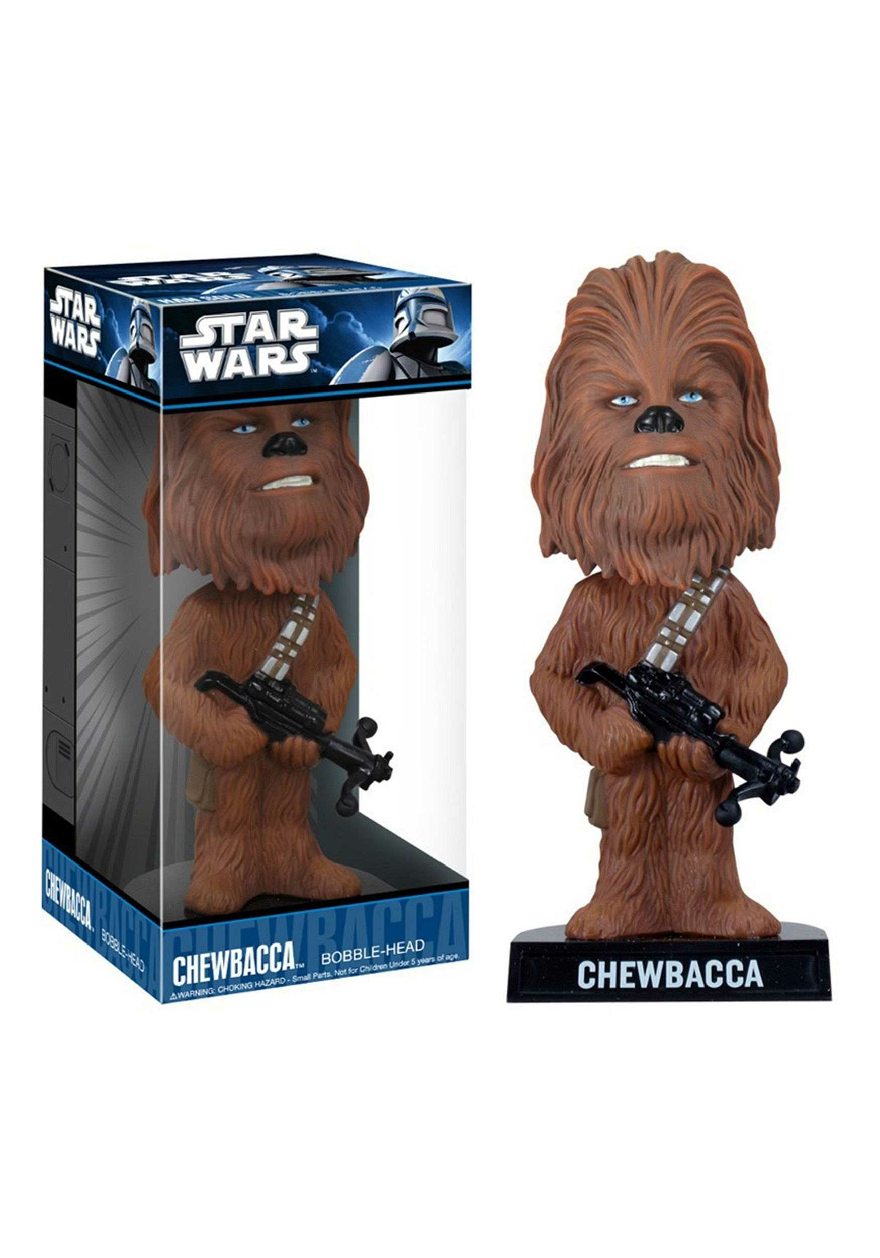 Star Wars - Bobble Head : Chewbacca