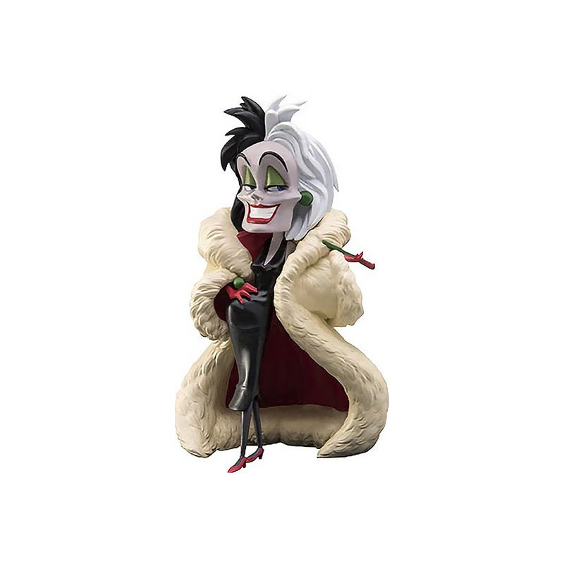 Disney - Mini Egg Attack Series : Figurine Cruella (Disney Villains)