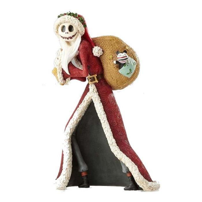 L\'étrange noël de Monsieur Jack - Figurine Jack Skellington Père Noël