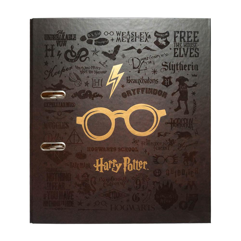 Harry Potter - Classeur à levier HP
