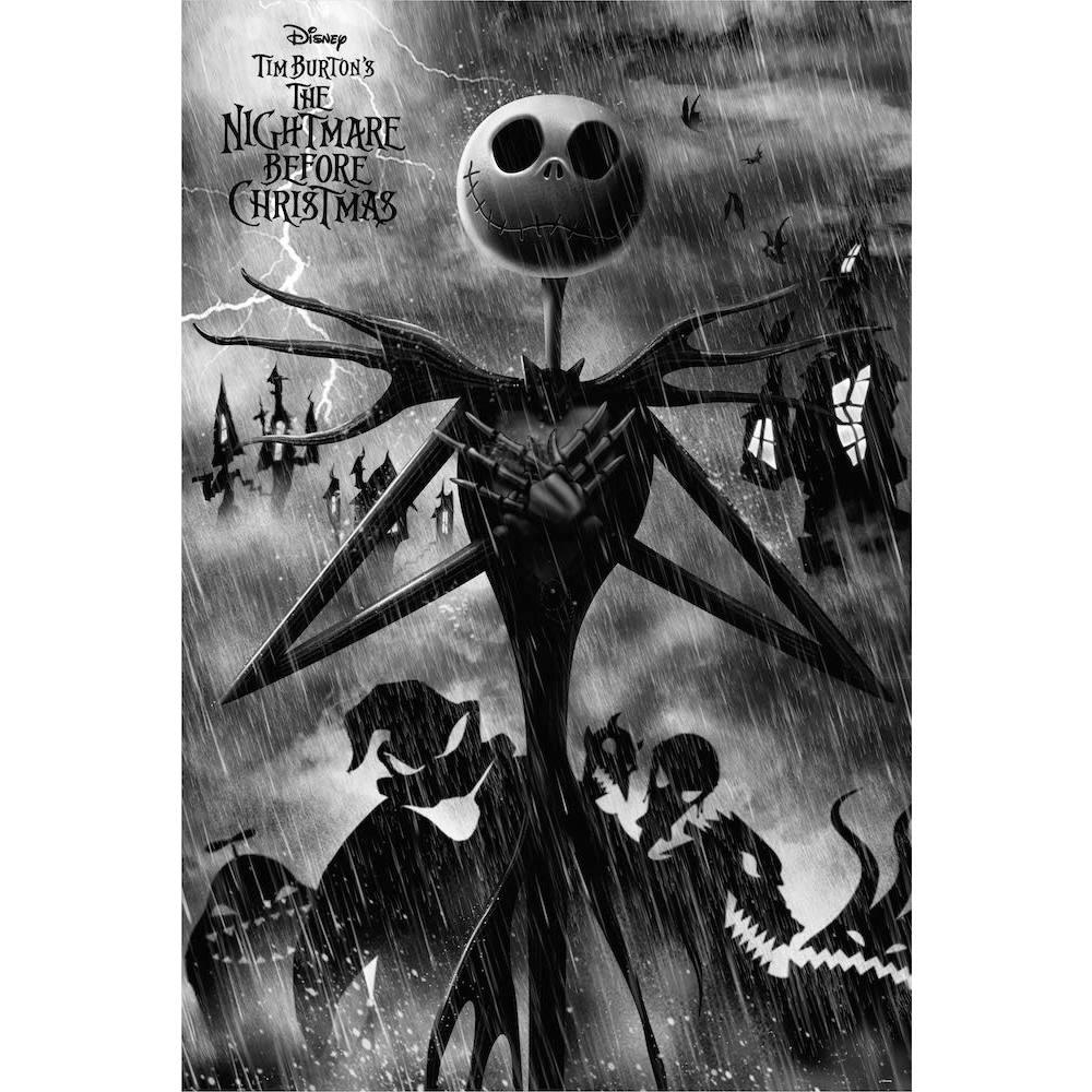 Disney - Nightmare Before Christmas : Poster Jack Skellington