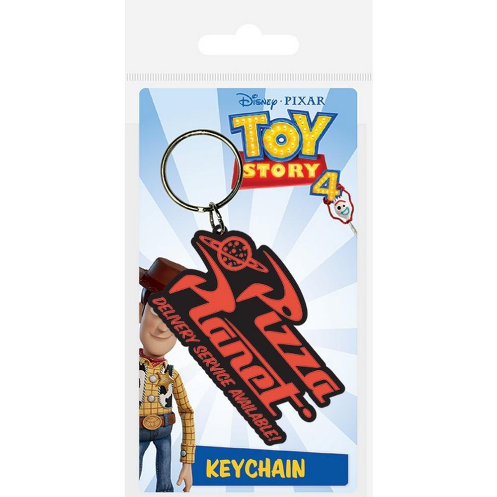 Disney - Toy Story  : Porte-clé Pizza planet