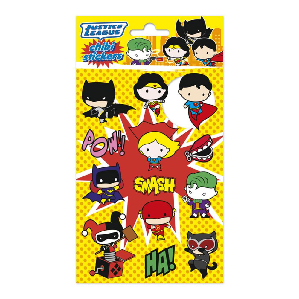 DC Comics - Batman : Set de stickers comics