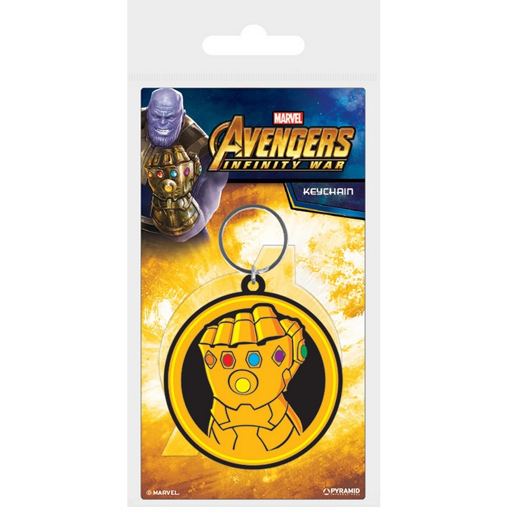 Marvel - Avengers Infinity War : Porte-clé gant de Thanos