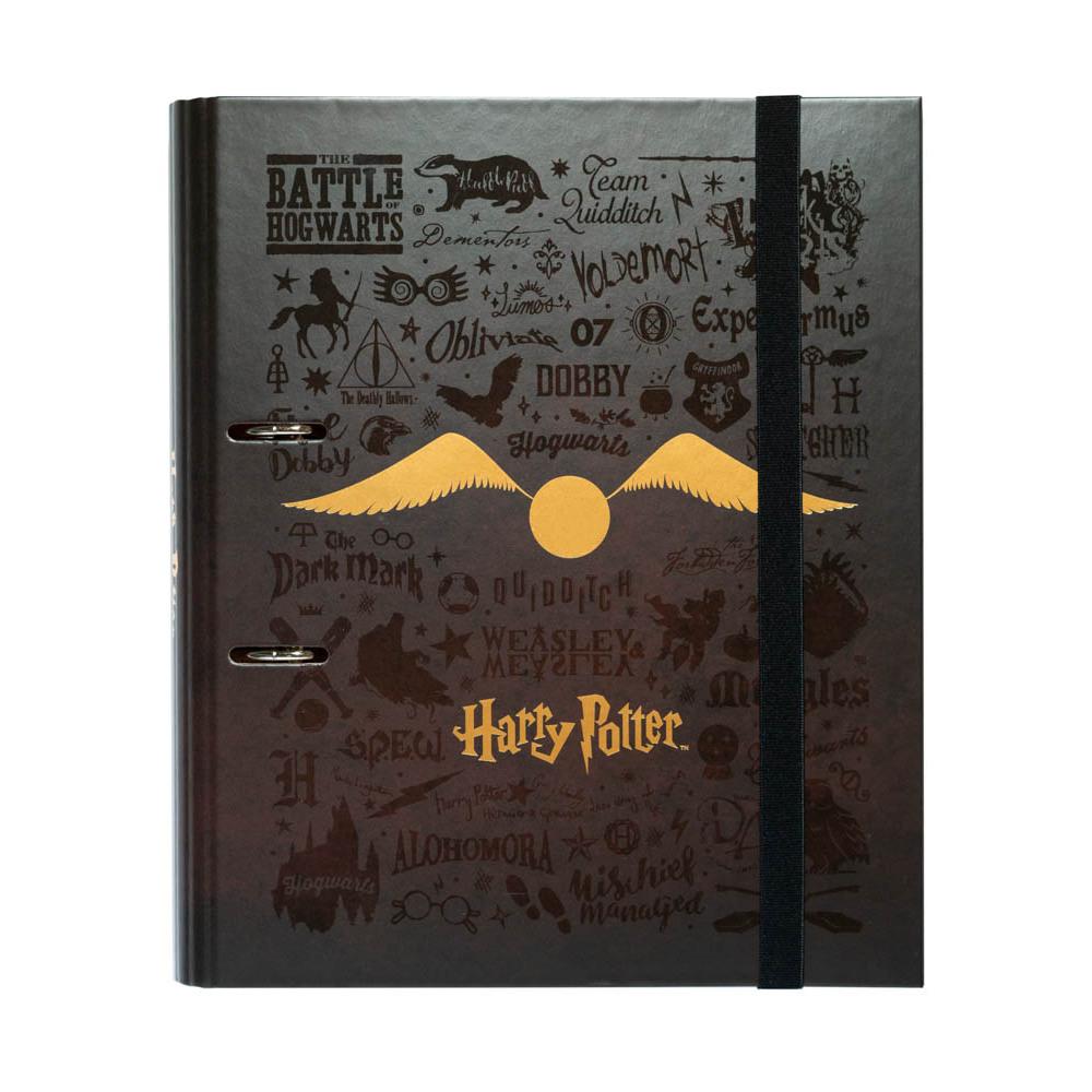 Harry Potter - Classeur logo vif