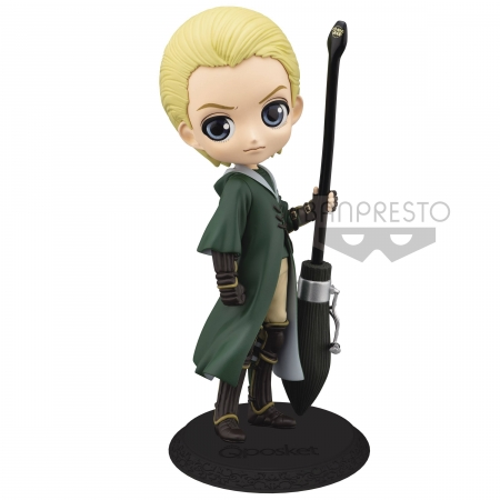 Harry Potter - Q Posket : Figurine Draco Malfoy Quidditch Vers. A
