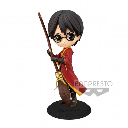 Harry Potter - Q Posket : Figurine Harry Potter Quidditch Vers. A