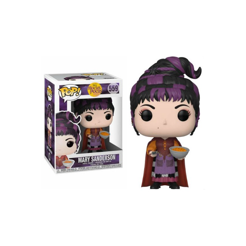 Hocus Pocus - Bobble Head Funko Pop N° 559 - Mary Sanderson