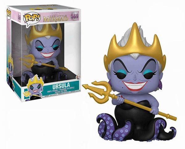 La petite sirène - Bobble Head Funko Pop N° 569 : Ursula Oversize