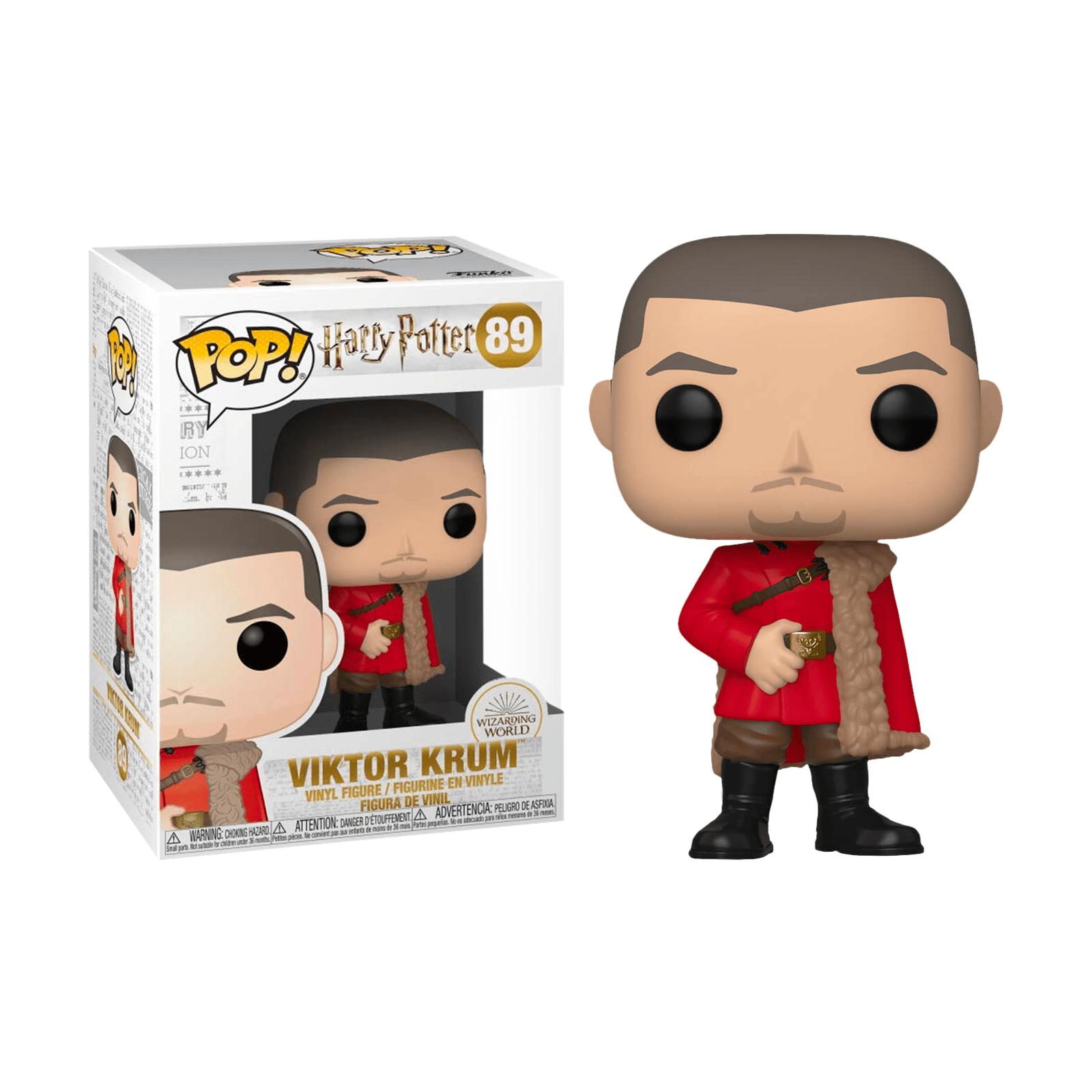 Harry Potter - Bobble Head Funko Pop N° 89 : Victor Krum Yule Ball