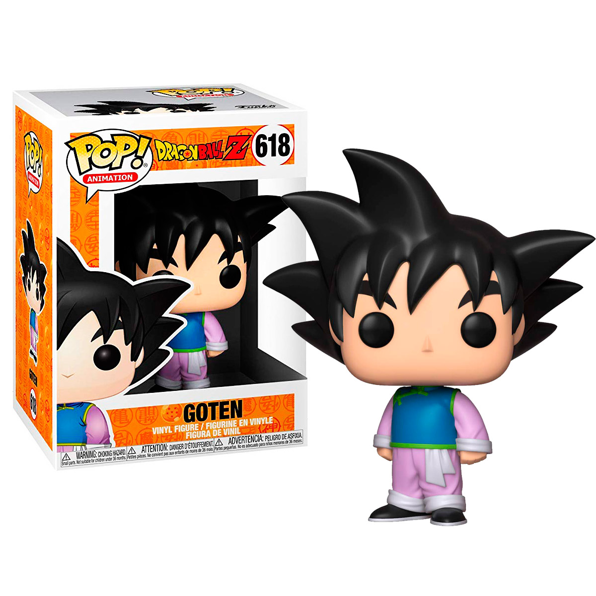 Dragon Ball Z - Bobble Head Funko Pop N° 618 - Goten