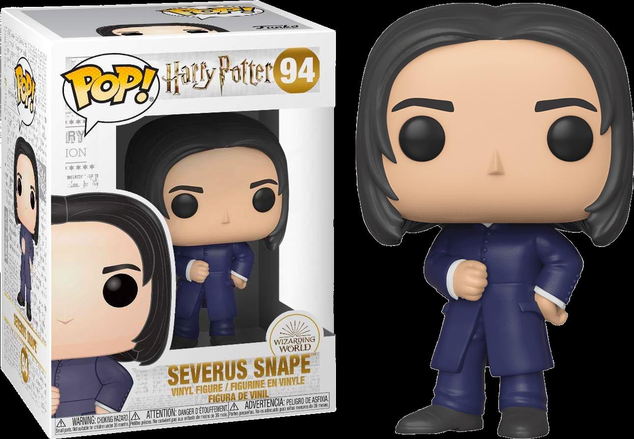 Harry Potter - Bobble Head Funko Pop N° 94 : Severus snape Yule Ball