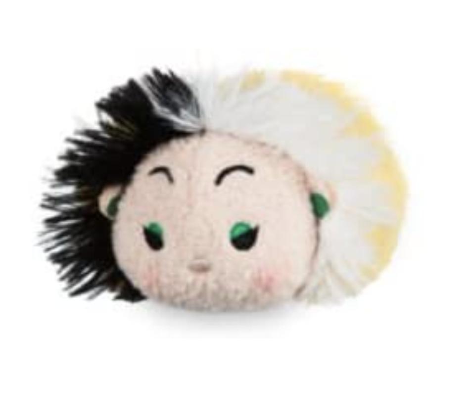 Disney - Les 101 Dalmatiens : Tsum tsum Cruella