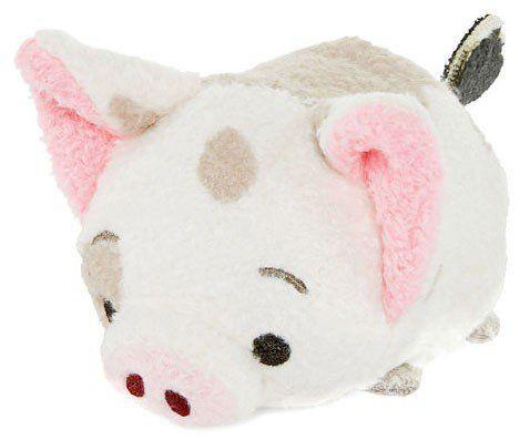 Disney Pua Tsum Tsum Small Plush Mini - 3 12 Inch Tall (Moana Collection)