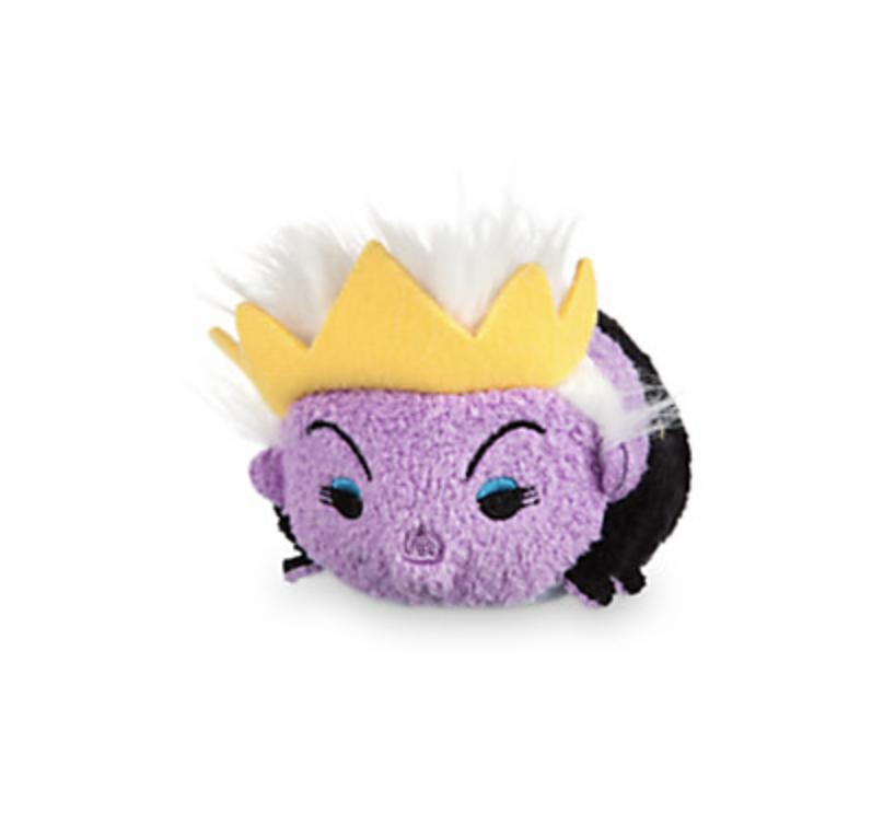 Disney - Ariel, la petite sirène : Tsum tsum Ursula