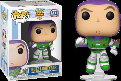 Toy Story 4 - Bobble Head Funko Pop N° 523 : Buzz Lightyear
