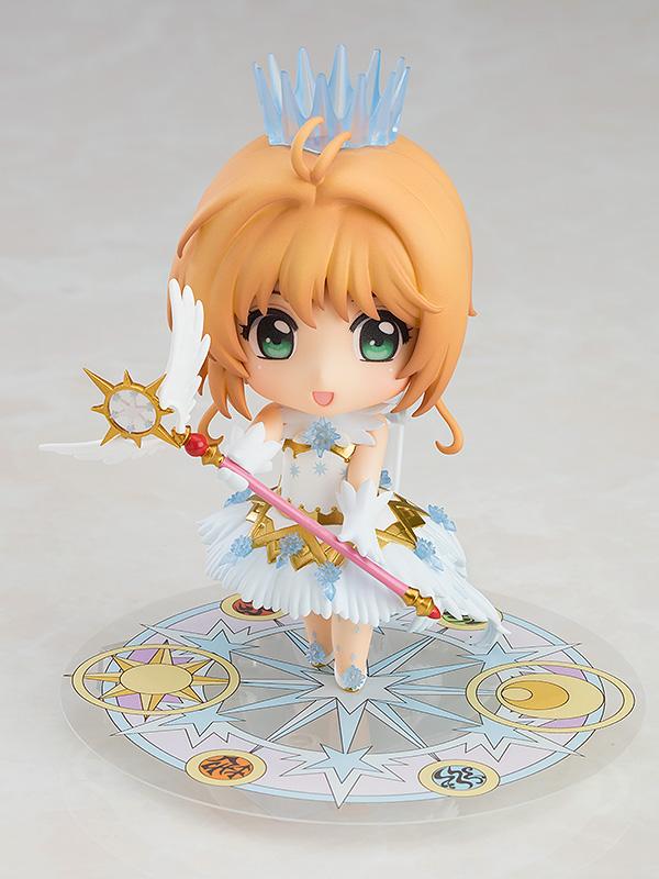 Card Captor Sakura : Figurine Sakura K Clear