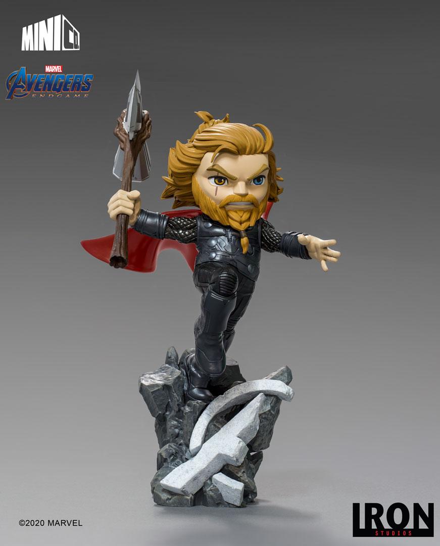 Marvel - Avengers Endgame : Figurine Thor MiniCo