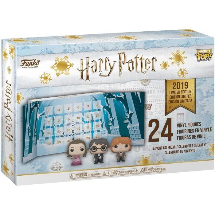 Harry Potter - Funko Pop : Calendrier de l\'avant 2019 EDITION LIMITÉE