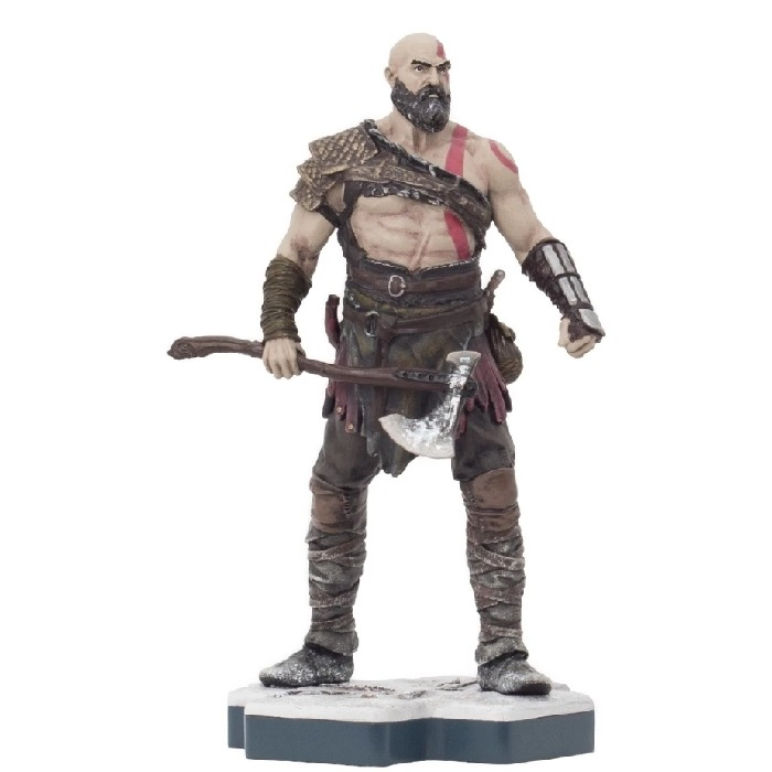 Totaku N°07 - God of War : Figurine Kratos