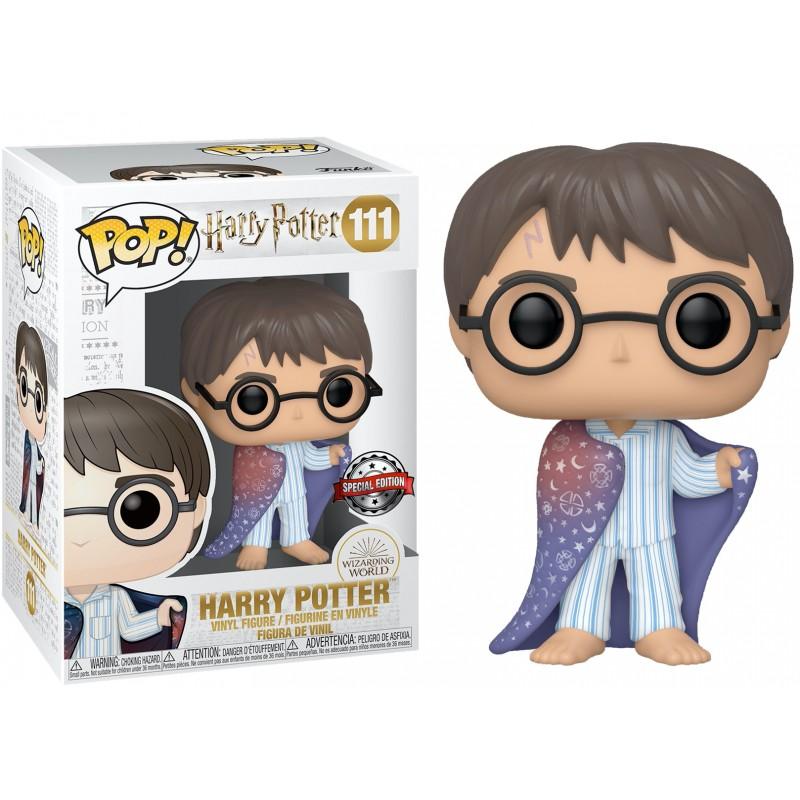 Harry Potter - Bobble Head Funko Pop N° 111 : Harry Potter