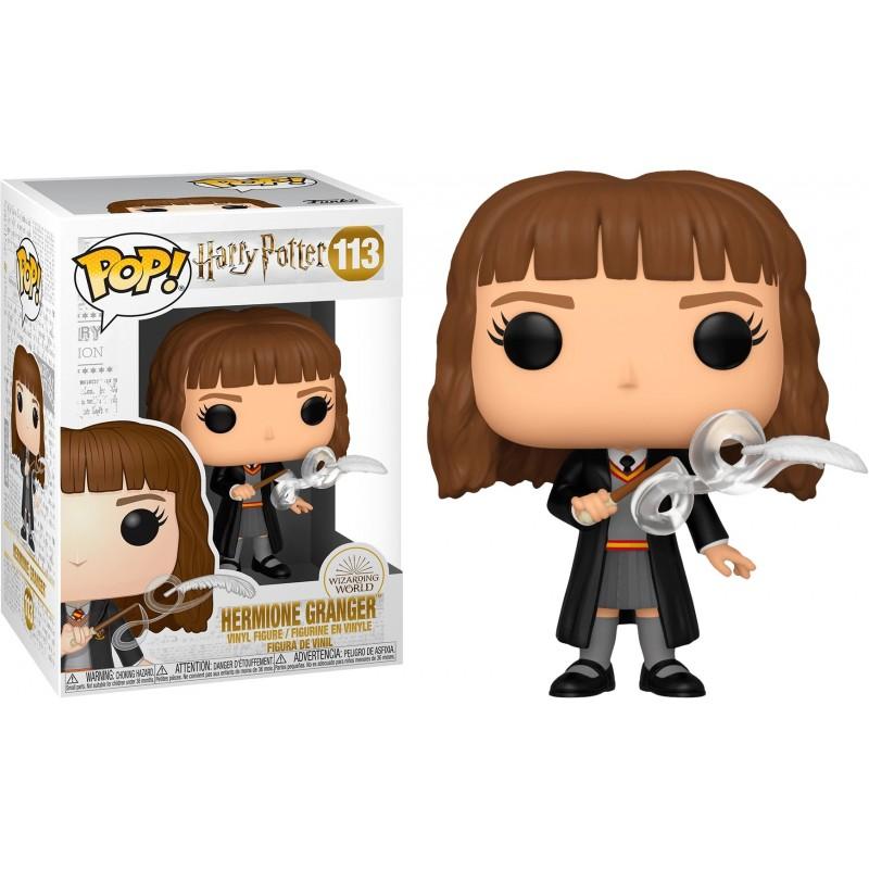 Harry Potter - Bobble Head Funko Pop N° 113 : Hermione Granger