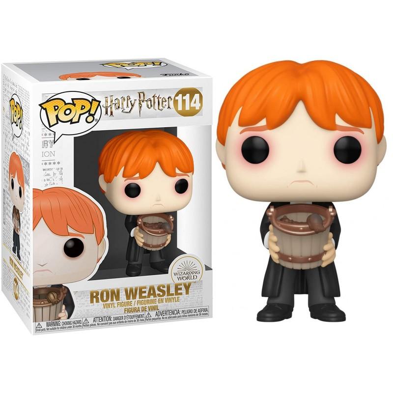 Harry Potter - Bobble Head Funko Pop N° 114 : Ron Weasley