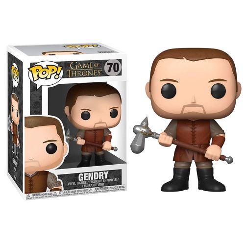 Game of Thrones - Bobble Head Funko Pop N° 70 : Gendry
