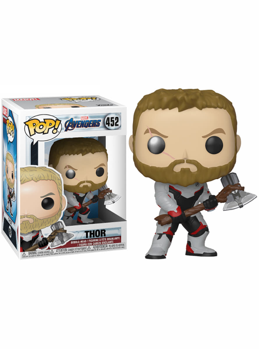 Avengers - Bobble Head Funko Pop N° 452 : Thor