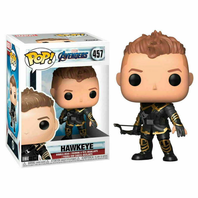 Avengers - Bobble Head Funko Pop N° 457 : Hawkeye