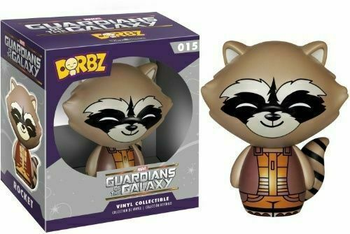 Guardians of the Galaxy - Vinyl Sugar Dorbz N° 015 : Rocket