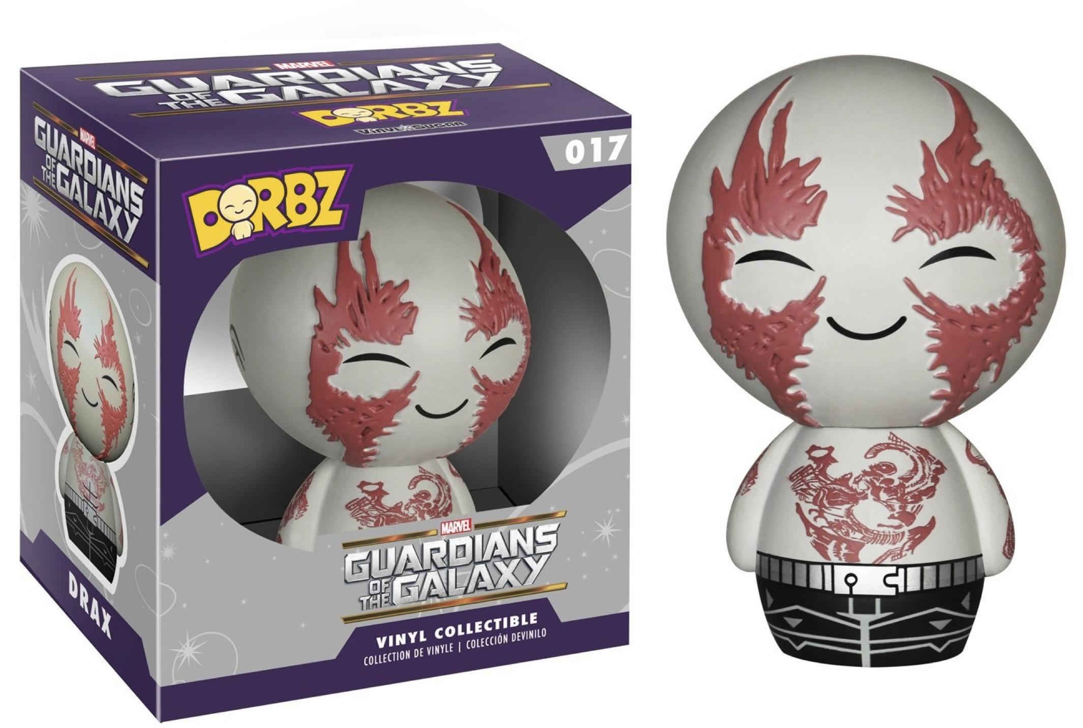 Guardians of the Galaxy - Vinyl Sugar Dorbz N° 017 : Drax