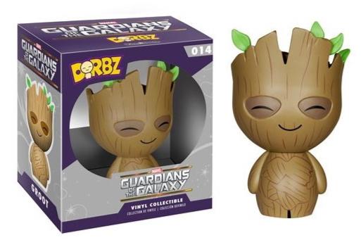 Guardians of the Galaxy - Vinyl Sugar Dorbz N° 014 : Groot