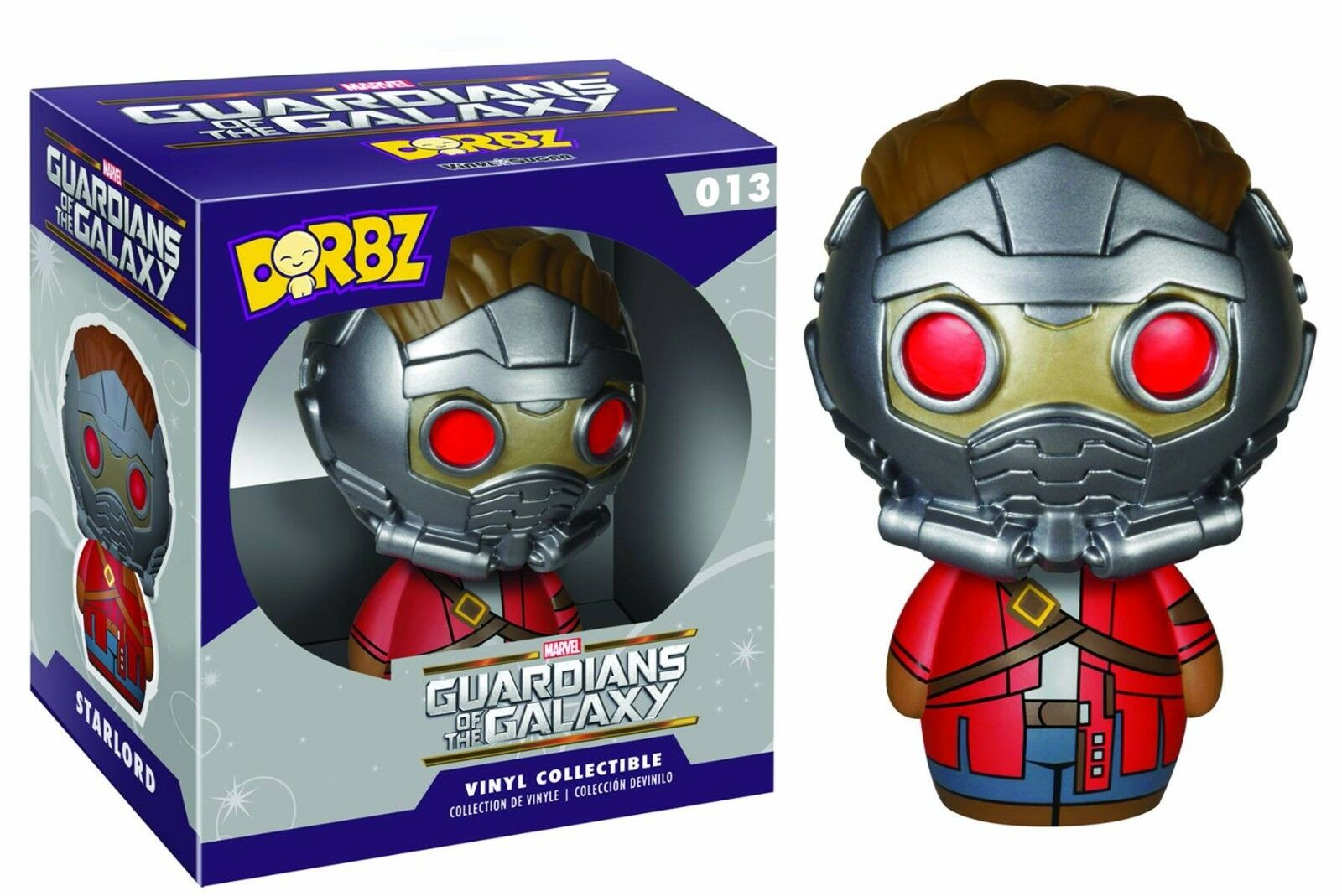 Guardians of the Galaxy - Vinyl Sugar Dorbz N° 013 : Starlord