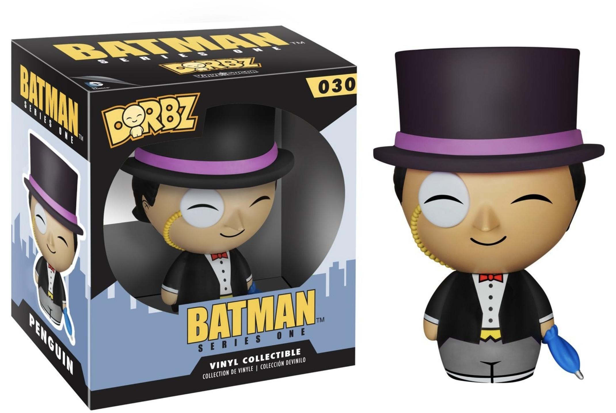 Batman - Vinyl Sugar Dorbz N° 030 : The Penguin