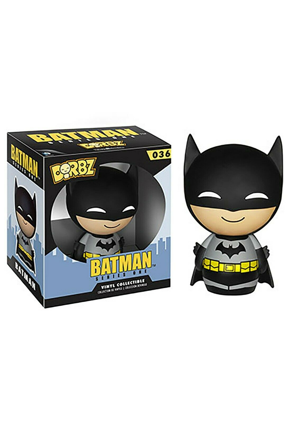 Batman - Vinyl Sugar Dorbz N° 036