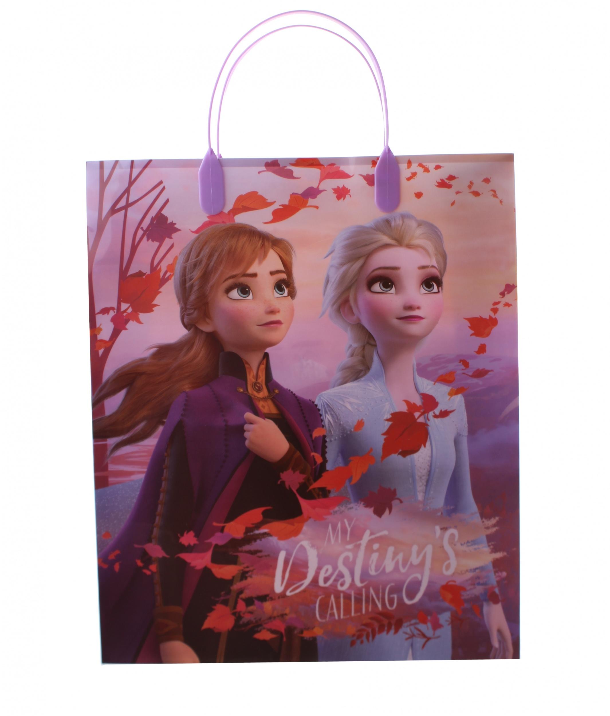 Disney - La reine des Neiges 2 : Sac plastique