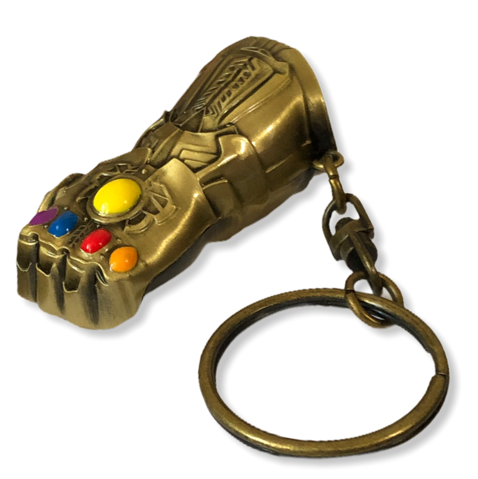 Marvel - Avengers Infinity Wars : Porte-clé Gant de Thanos