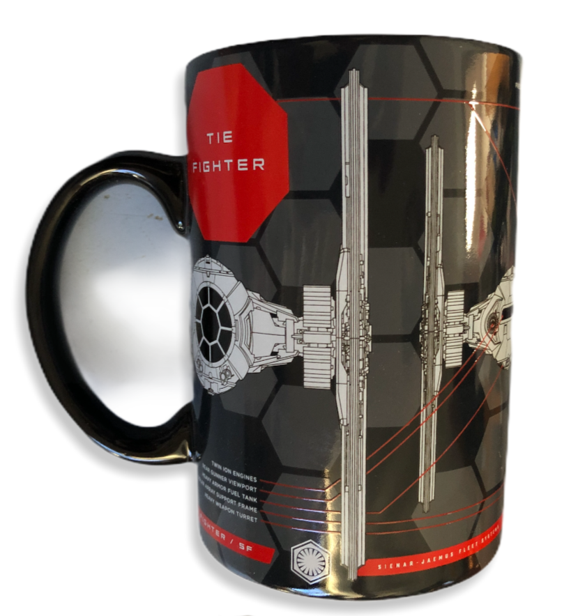 Star Wars - Mug Tie Fighter