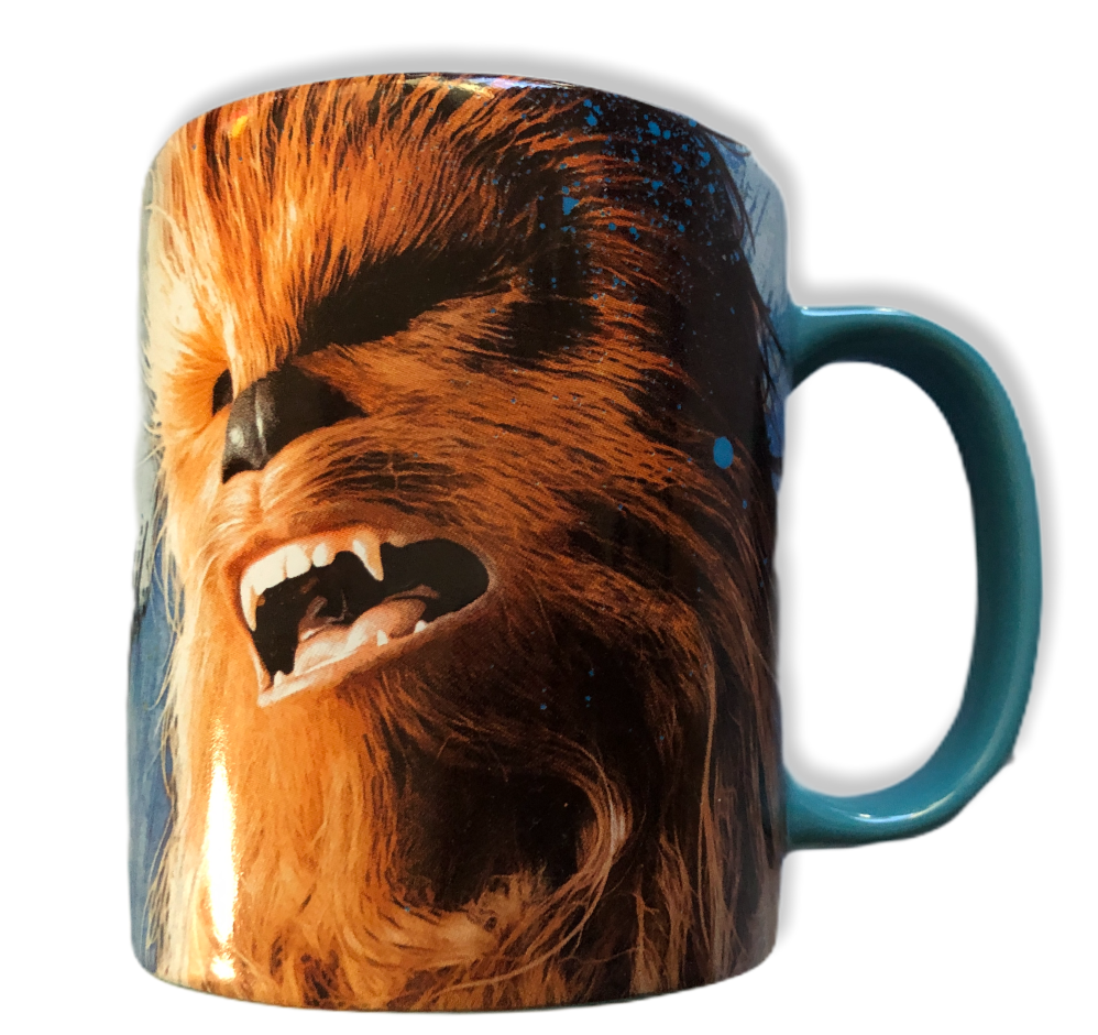 Star Wars : Mug Chewie color