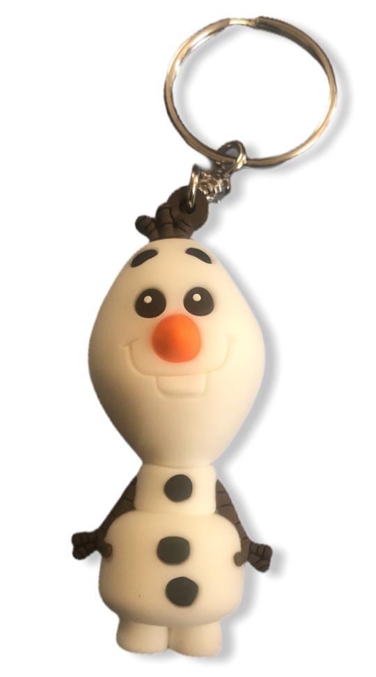 Disney - La reine des neiges : Porte-clé Olaf SPVC