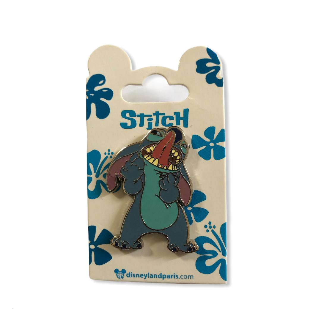 Disney - LILO ET STITCH - Pin\'s Stitch langue 0E
