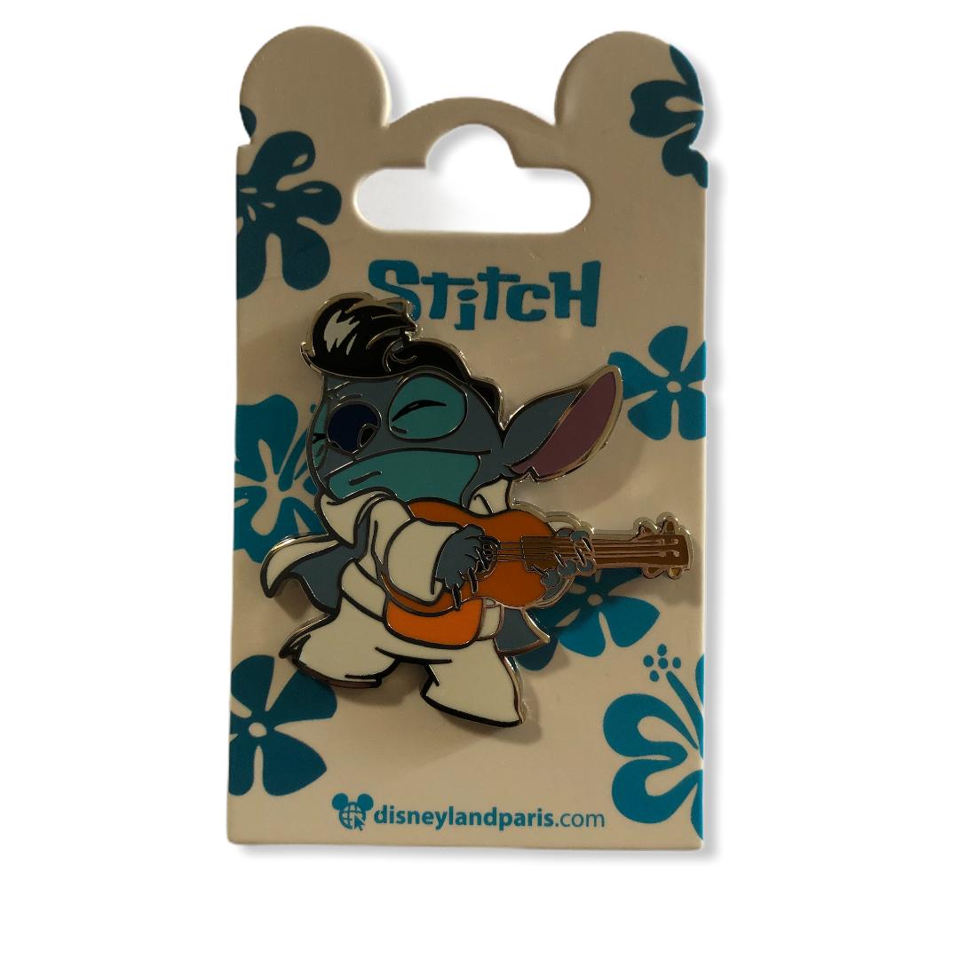 Disney - LILO ET STITCH - Pin\'s Stitch Elvis OE